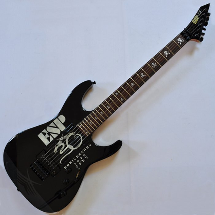 esp kh 2 kirk hammett 30th anniversary electric guitar extremely rare mint 840248002011 ebay. Black Bedroom Furniture Sets. Home Design Ideas