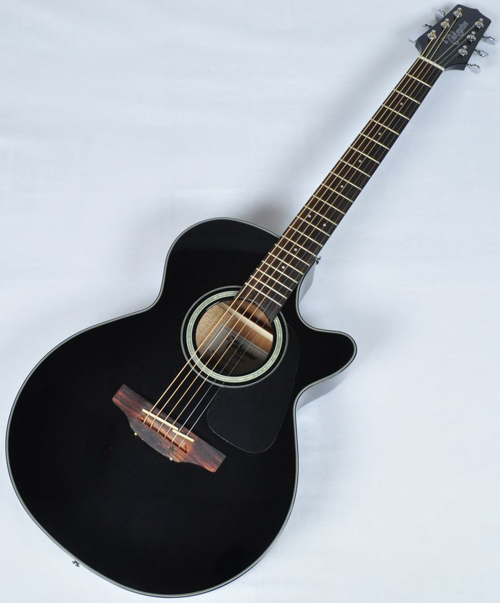 takamine gf30ce blk g series g30 cutaway acoustic electric guitar black b stock 799493251722 ebay. Black Bedroom Furniture Sets. Home Design Ideas