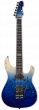ESP E-II SN-2 Blue Natural Fade Electric Guitar w/Case sku number EIISN2BMBLFD