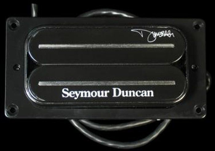 Seymour Duncan Humbucker SH-13 Dimebucker Pickup Black 11102-82