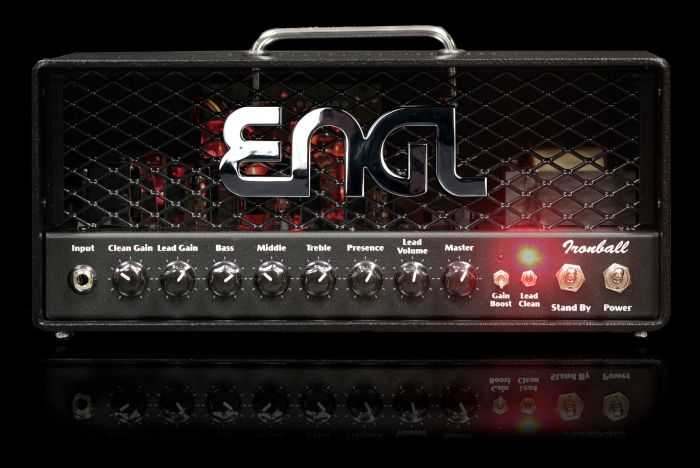 ENGL Amps IRONBALL E606 HEAD E606