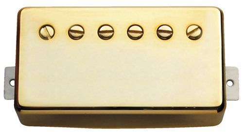Seymour Duncan A-6 Gold Benedetto Pickups 11601-07-Gc