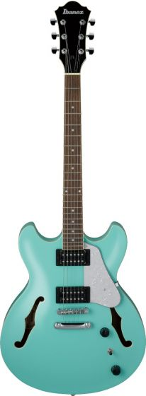 Ibanez AS63 SFG AS Artcore Vibrante Sea Foam Green Semi-Hollow Body Electric Guitar sku number AS63SFG