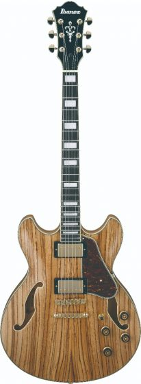 Ibanez AS93ZW NT AS Artcore Expressionist Natural Hollow Semi-Body Electric Guitar sku number AS93ZWNT