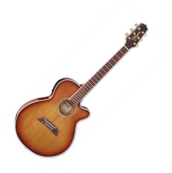 Takamine TSP138C TB Acoustic Electric Guitar Gloss Tea Burst TAKTSP138CTB