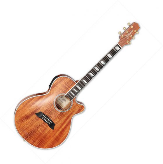 Takamine TSP178ACK N Acoustic Electric Guitar Gloss Natural TAKTSP178ACKN