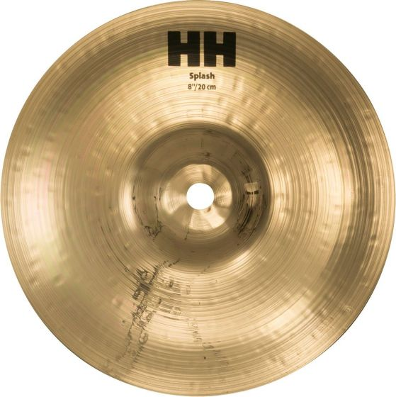 "Sabian 8"" HH Splash Brilliant Finish 10805B"