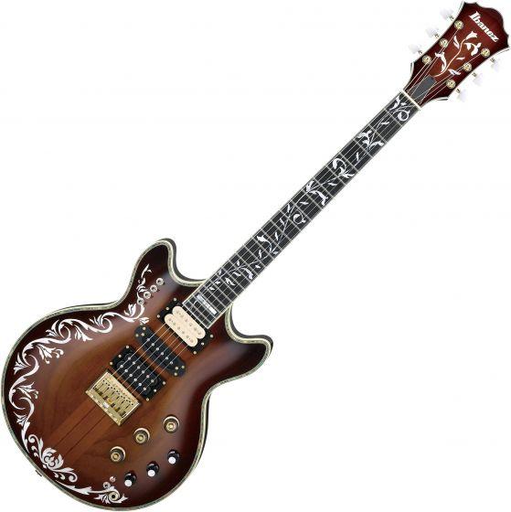 Ibanez Bob Weir Signature BWM1 Electric Guitar Brown Sunburst BWM1BS