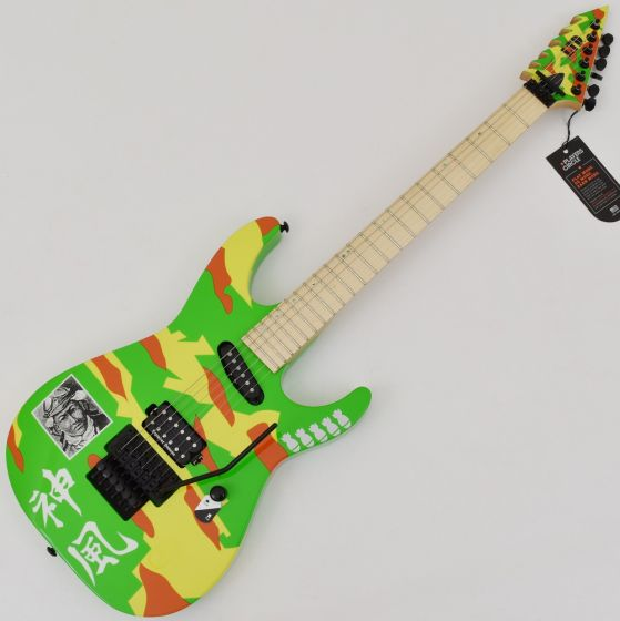 ESP LTD GL-KAMI4 George Lynch Electric Guitar Kamikaze Graphic B Stock sku number LGLKAMI4.B
