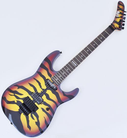 ESP LTD GL-200SBT George Lynch Electric Guitar in Sunburst Tiger B-Stock LGL200SBT.B