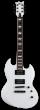 ESP LTD Viper-256 Snow White Electric Guitar sku number LVIPER256SW