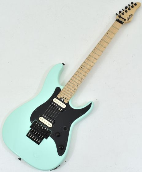 Schecter Sun Valley Super Shredder FR Electric Guitar Sea Foam Green B-Stock No. 2 SCHECTER1280.B 2