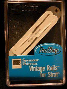Seymour Duncan Humbucker SVR-1B Vintage Rails Bridge Pickup For Strat 11205-14