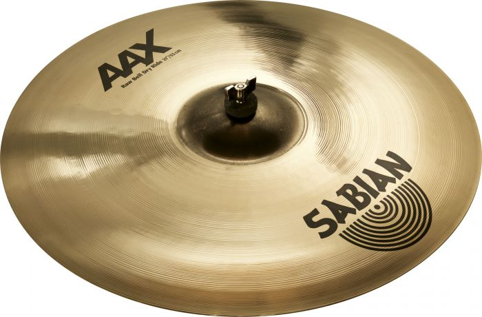 "Sabian 21"" AAX Raw Bell Dry Ride Brilliant Finish 22172XB"