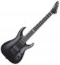 ESP E-II Horizon NT-7B Hipshot 7 String Baritone Electric Guitar Black Satin EIIHORNT7BHSBLKS