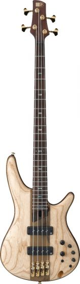 Ibanez SR Premium SR1300 4 String Natural Flat Bass Guitar sku number SR1300NTF