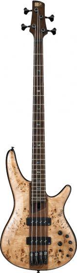 Ibanez SR Premium SR1700 4 String Natural Bass Guitar sku number SR1700BNT
