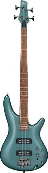 Ibanez SR Standard SR300E 4 String Metallic Sage Green Bass Guitar sku number SR300EMSG