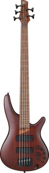 Ibanez SR Standard SR505E 5 String Brown Mahogany Bass Guitar sku number SR505EBM