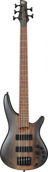Ibanez SR Standard SR505E 5 String Surreal Black Dual Fade Bass Guitar sku number SR505ESBD