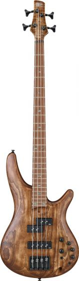 Ibanez SR Standard SR650E 4 String Antique Brown Stained Bass Guitar sku number SR650EABS
