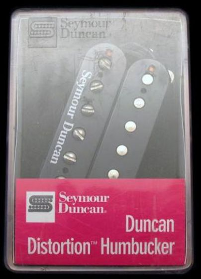 Seymour Duncan Humbucker SH-6B 7-String Duncan Distortion Bridge Pickup 11107-21-7Str