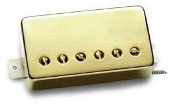 Seymour Duncan Humbucker SH-4 JB Model Pickup Gold Cover 11102-13-Gc