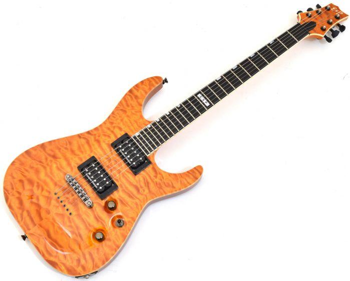 ESP Custom Shop Horizon Electric Guitar Vintage Amber ECSHORIZONVA1201