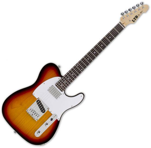 ESP LTD Ron Wood 3TB Guitar LRON3TB