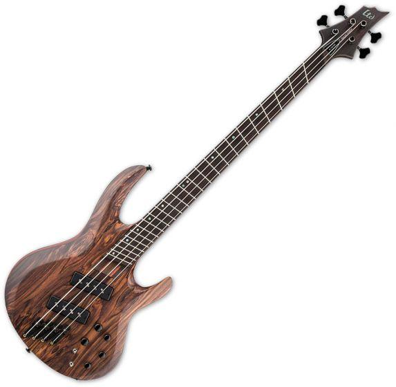 ESP LTD B-1004SE Multi Scale Electric Bass in Natural Satin LB1004SEMSRNS