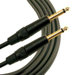 Mogami Gold Instrument Cable 3 ft. GOLD INSTRUMENT-03