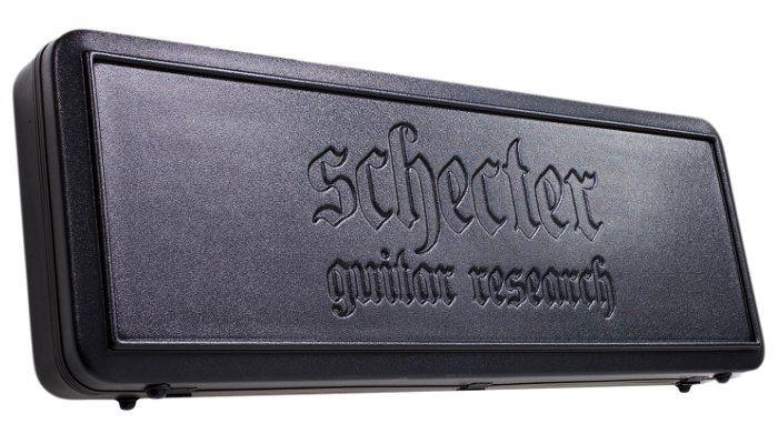 Schecter C-Shape Bass Hardcase SGR-6B SCHECTER1670