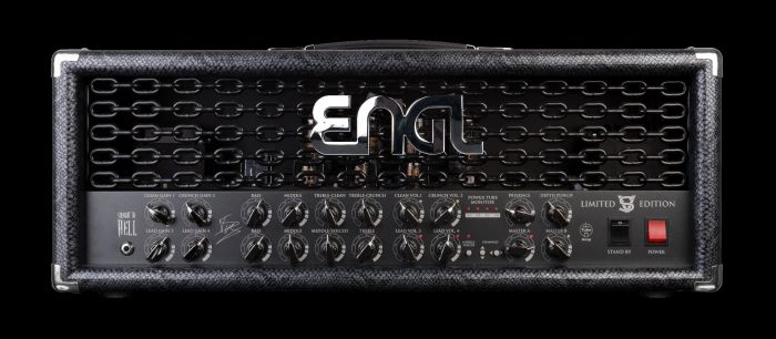 ENGL Amps VICTOR SMOLSKI LIMITED EDITION E646 100 Watt HEAD sku number E646