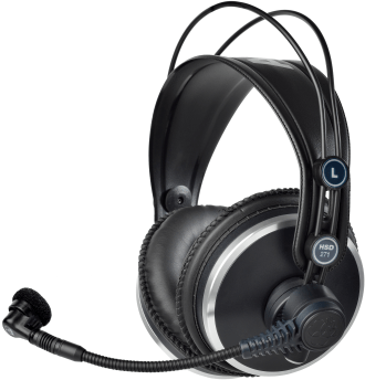 AKG HSD271 Professional Headset With Dynamic Microphone 2955X00270