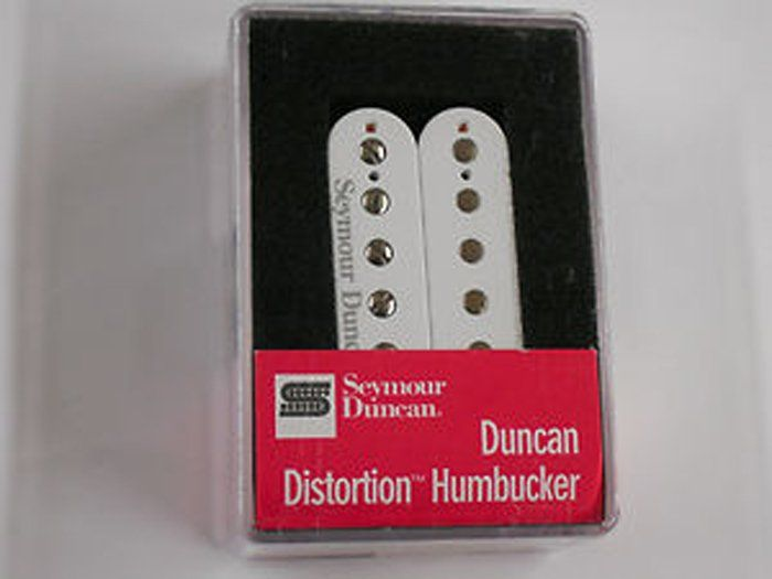 Seymour Duncan Humbucker SH-6N Duncan Distortion Neck Pickup 11102-25