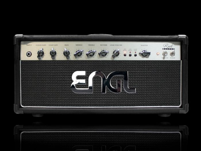 ENGL Amps ROCKMASTER 40 Watt HEAD E317 sku number E317