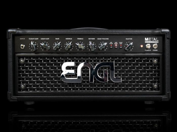ENGL Amps METALMASTER 40 HEAD E319 E319