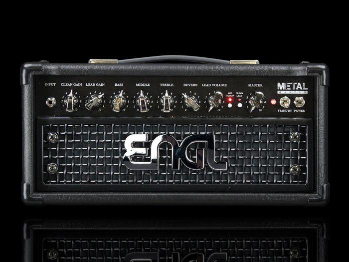 ENGL Amps METALMASTER E309 20 Watt HEAD (REVERB POWERSOAK) sku number E309