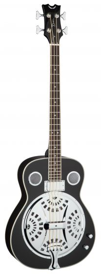 Dean Resonator Acoustic/Electric Bass CBK RES BASS CBK RES BASS CBK
