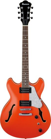 Ibanez AS63 TLO AS Artcore Vibrante Twilight Orange Semi-Hollow Body Electric Guitar sku number AS63TLO