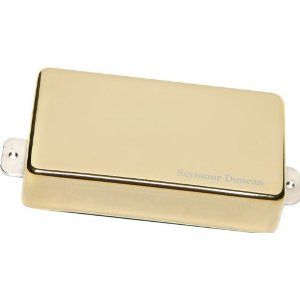 Seymour Duncan AHB-1B Original Blackouts Bridge Pickup Gold Cover 11106-31-Gc