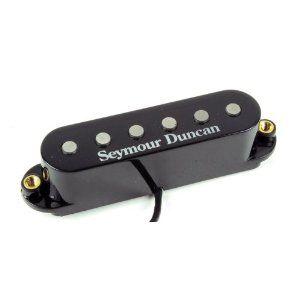 Seymour Duncan Humbucker STK-S6 Custom Stack Plus Pickup *Black or White Cover* 11203-16