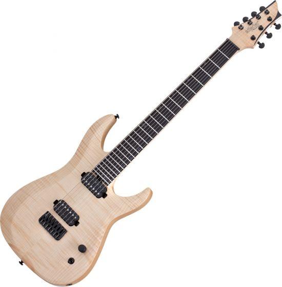 Schecter Keith Merrow KM-7 MK-II Electric Guitar Natural Pearl SCHECTER300