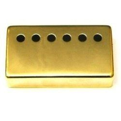 Seymour Duncan Gold Plated Cover For SH Spaced Humbuckers 11800-20-Gc