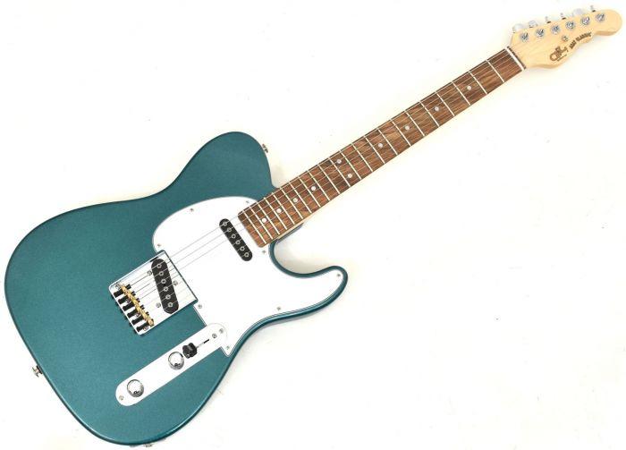 G&L ASAT Classic USA Fullerton Standard in Emerald Blue sku number FS-ASTCL-EMB-CR
