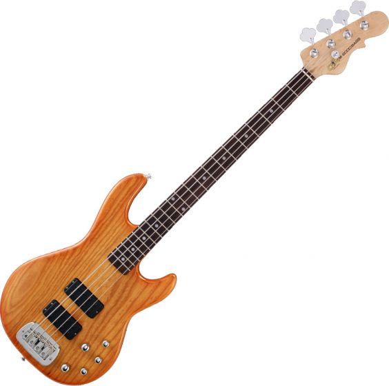 G&L Tribute M-2000 Electric Bass Honeyburst TI-M20-116R38R00