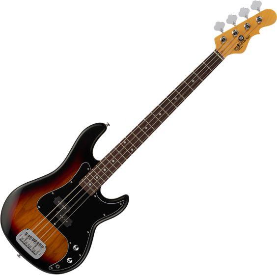 G&L Tribute LB-100 Electric Bass 3-Tone Sunburst TI-LB1-121R20R23