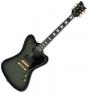 ESP LTD Bill Kelliher Sparrowhawk Signature Electric Guitar Military Green Sunburst Satin LSPARROWHAWKMGSBS