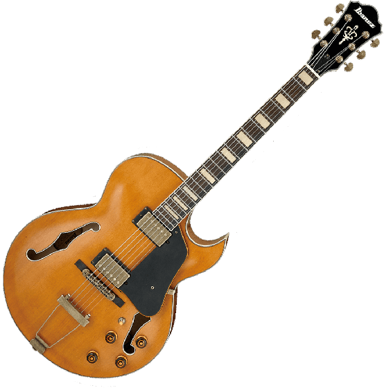 Ibanez Artcore Expressionist Vintage AKJV90DDAL Hollow Body Electric Guitar in Dark Amber Low Gloss Finish AKJV90DDAL