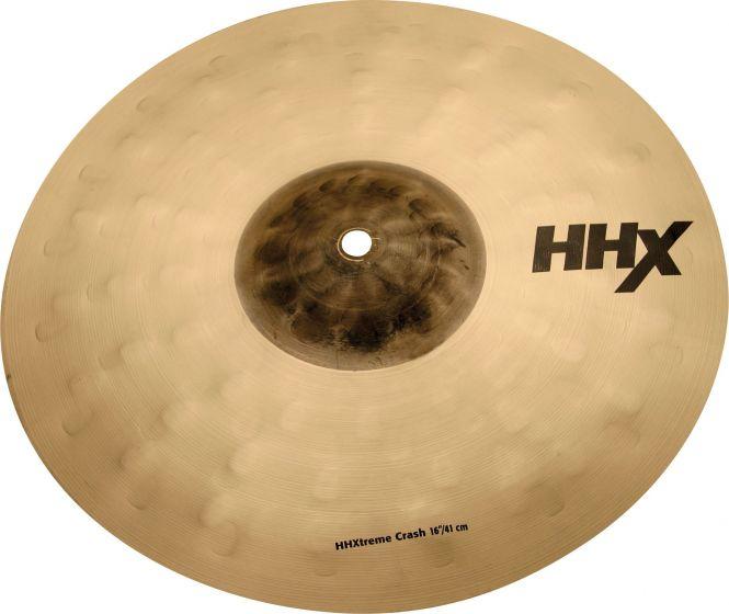 """Sabian 16"""" HHX X-Treme Crash 11692XN"""